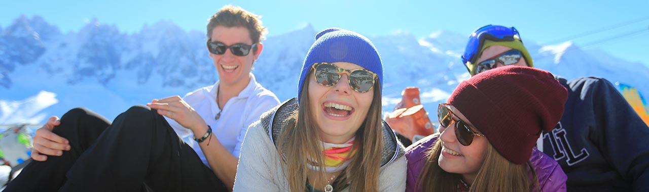 APPARTEMENT OFFERT pour l'achat de 4 forfaits de ski 6 jours!